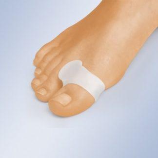 Silikoonist/geelist ortopeedilised abivahendid