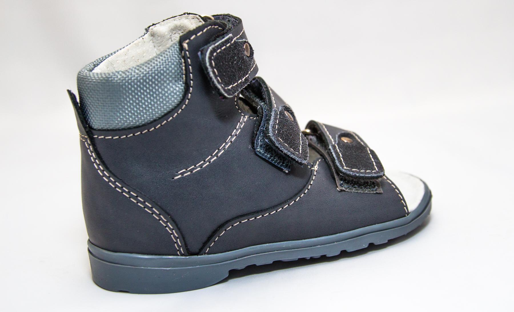 cb5a5fcdc6e Ortopeedilised laste jalanõud kõrge kannaosaga P02 - Invaabi