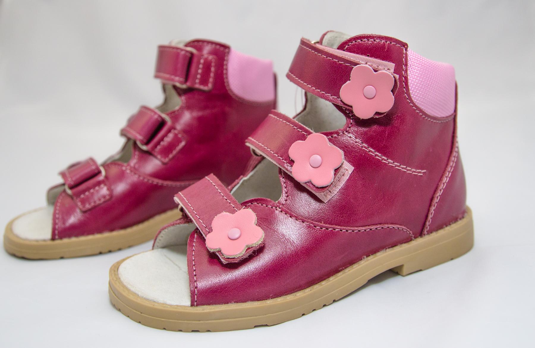7a4105a3f54 Ortopeedilised laste jalanõud kõrge kannaosaga T01 - Invaabi