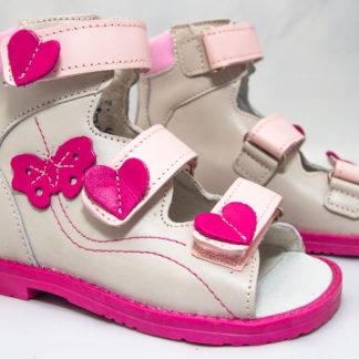 722b0d1e6f5 Ortopeedilised laste jalanõud kõrge kannaosaga T02
