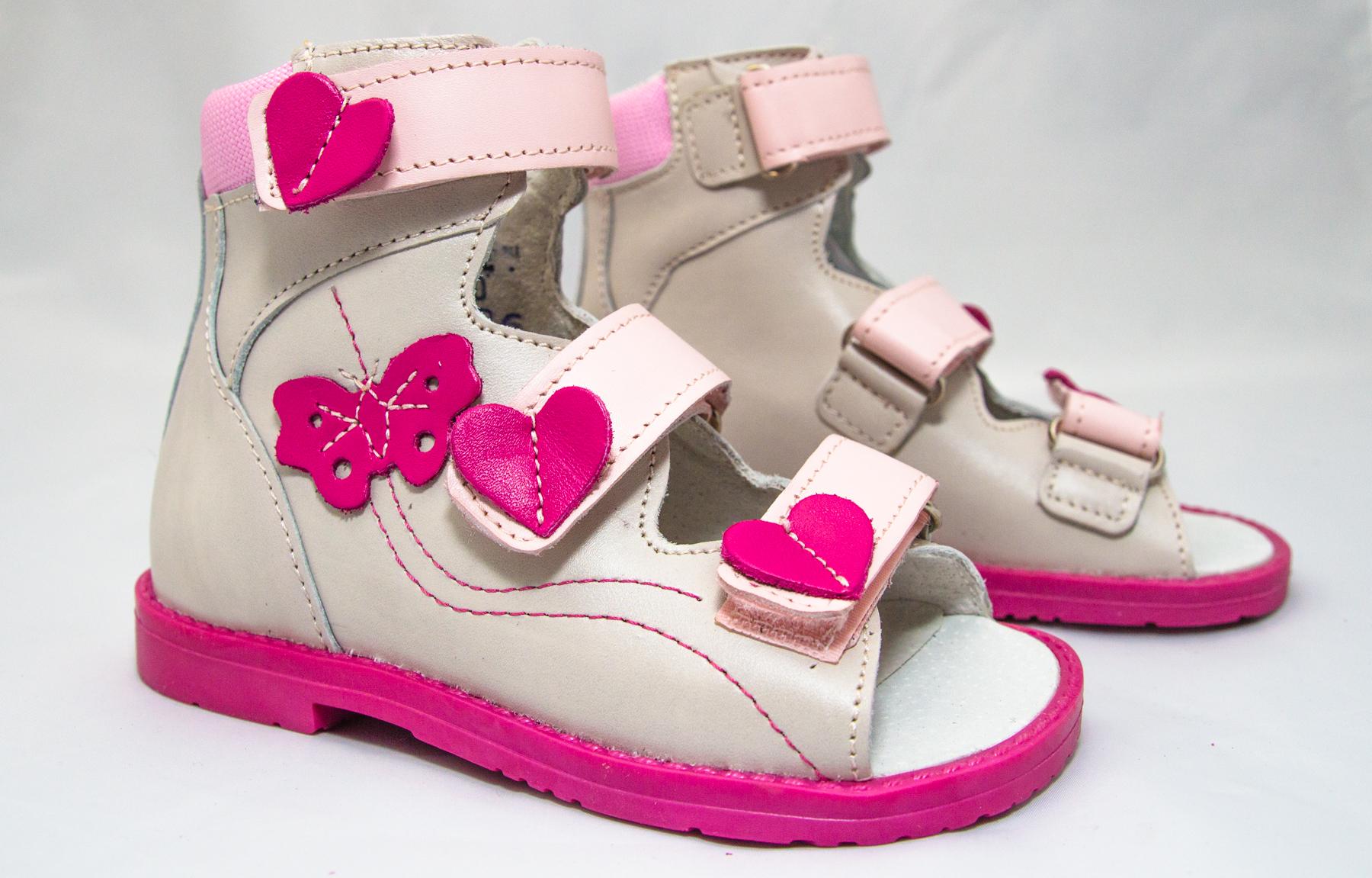 80660849051 Ortopeedilised laste jalanõud kõrge kannaosaga T02 - Invaabi