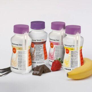 Ravitoidud joogina (dringid, supid, Remune™)